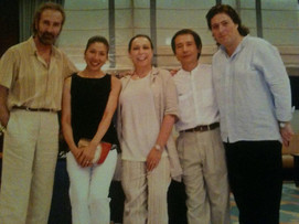 Jose Luis de la Paz / Cristina Hoyos (Japon 2002)