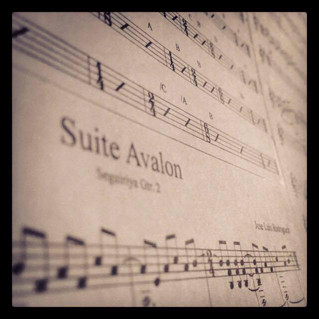 Avalon.... primer ensayo... Ocurre 26... 4 days to premiere!