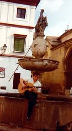 Jose Luis de la PAz / Cordoba 1983
