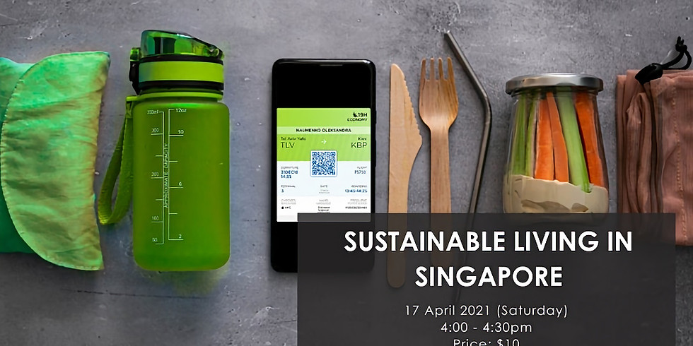 Sustainable Living in Singapore by The Green Collective