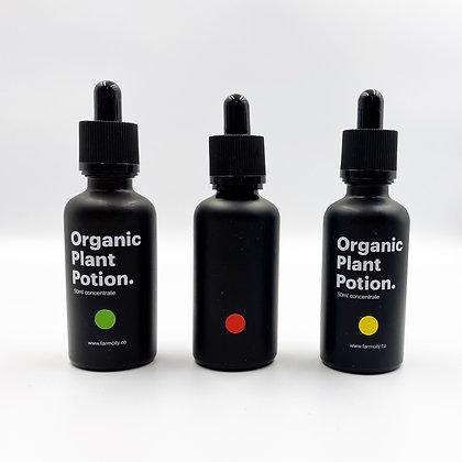 Plant Potion Complete Set