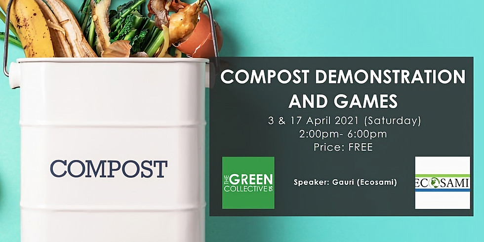 Compost Demonstration and Games by The Green Collective