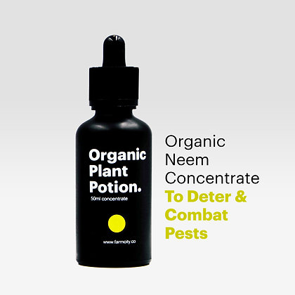 Organic Neem Concentrate