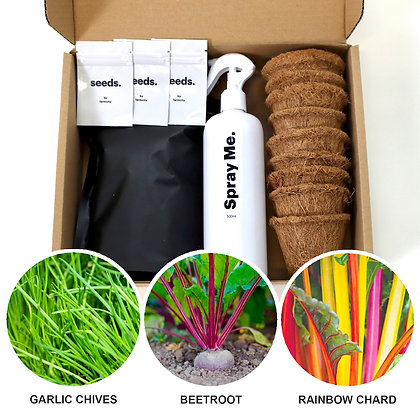 Urban Grower - Rainbow Kit