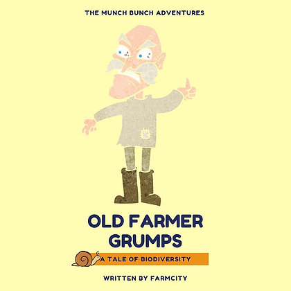 Old Farmer Grumps eBook