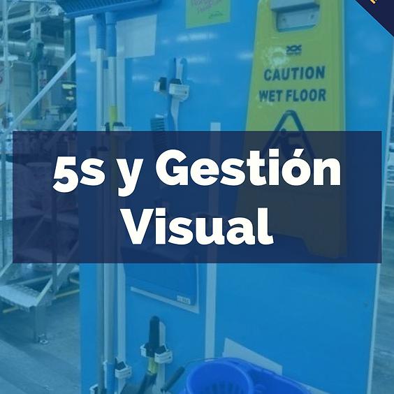 Herramienta 5S & Gestión Visual (Curso Online)