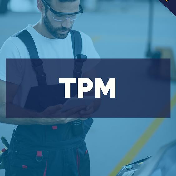 Metodología TPM para la Excelencia Operacional (Curso Online)