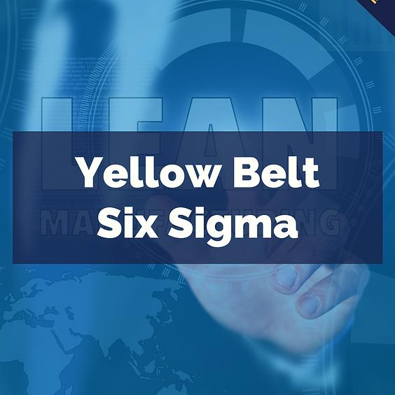 Herramienta Yellow Belt Six Sigma (Curso Online)