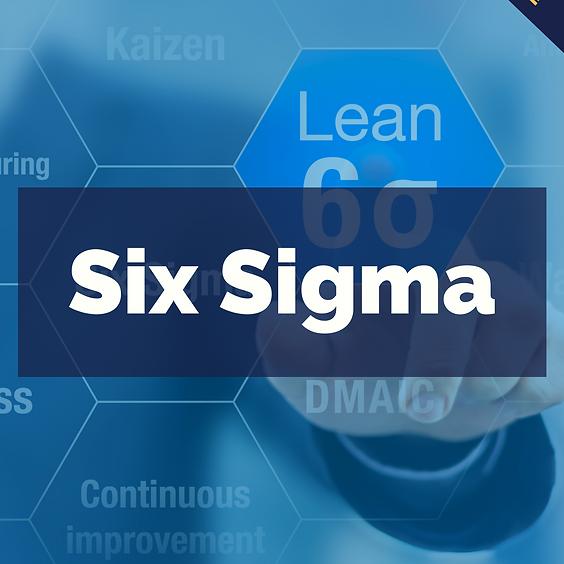 """Webinar """"Six Sigma: impacto en resultados a través de la satisfacción del cliente"""" (gratis)"""
