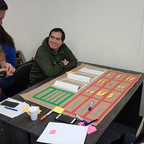 Diseño, Implementación & Uso de Paneles de Control Visual