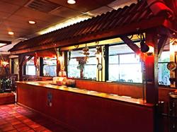 Our Buffet Bar