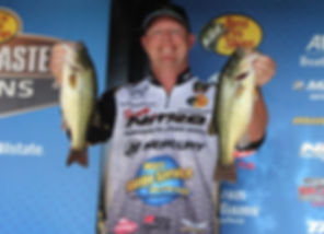 Jack Uxa Bassmaster Open tournament