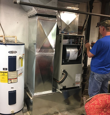 commercial and residential heat contractor & AC repair