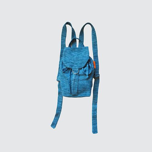 IMANI MINI BACKPACK -BLUE RASPBERRY