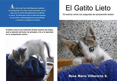 Comprensión Lectora               El Gatito Lieto