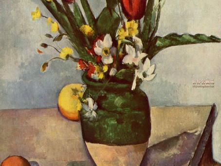 Los bodegones post-impresionistas de Cezane y Van Gogh