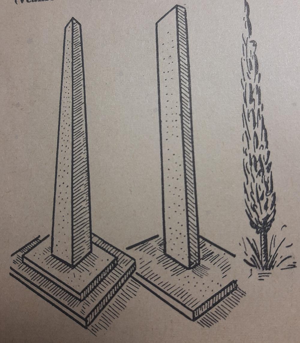 Significado de las líneas verticales
