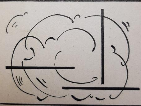 El lenguaje de las líneas VI: Líneas onduladas