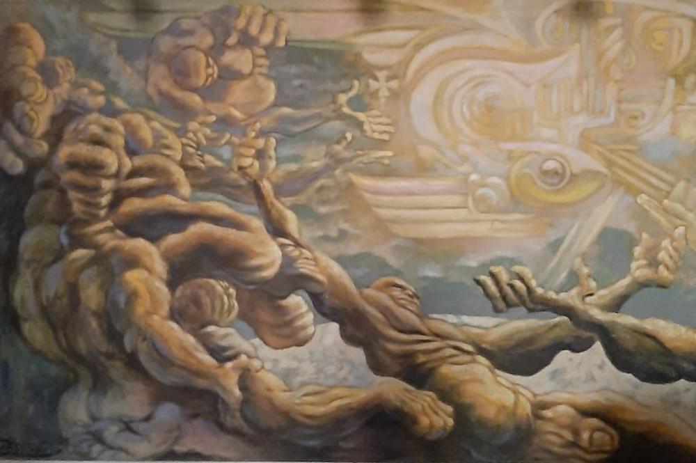 Pintor Peruano Alfonso Passaro