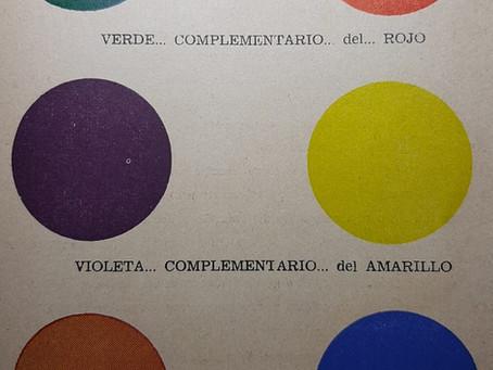 Ley de los colores complementarios