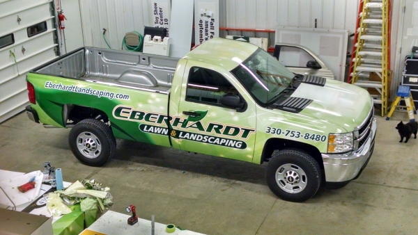 Sign Design Pick Up truck wrap FINISHED OVERHEAD_600.jpg