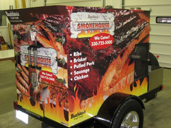 Buehler's Smoker Wrap by Sign Design
