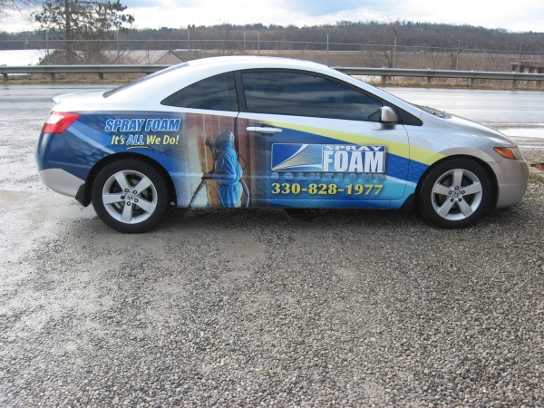 Partial Wrap by Sign Design