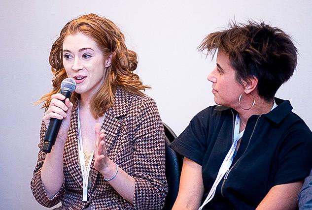 Geena Davis Institute See Jane Panel