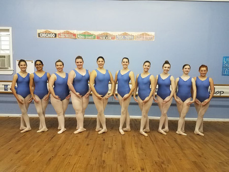 ABT Level 3B Dancers