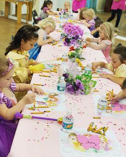 Princess craft time