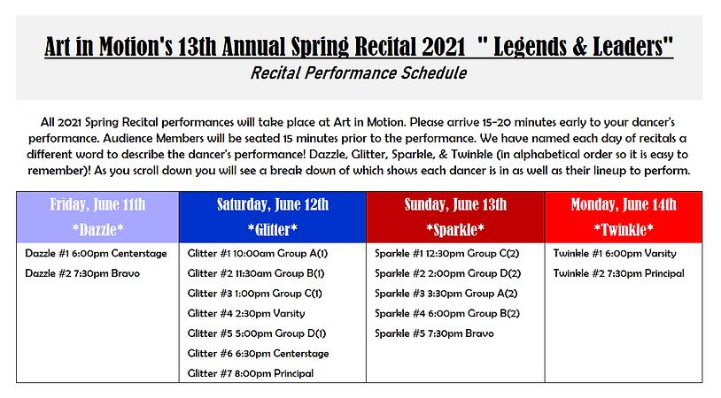 AIM Spring Recital 2021 Schedule.PNG
