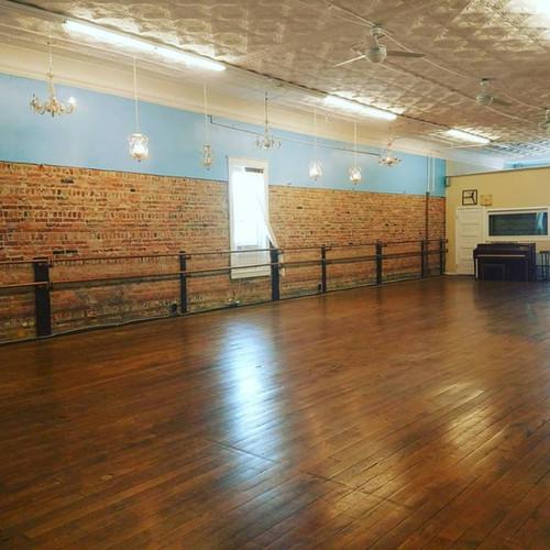 Studio A - Main Dance Room