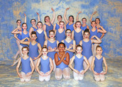AIM Ballet Examination Students ABT