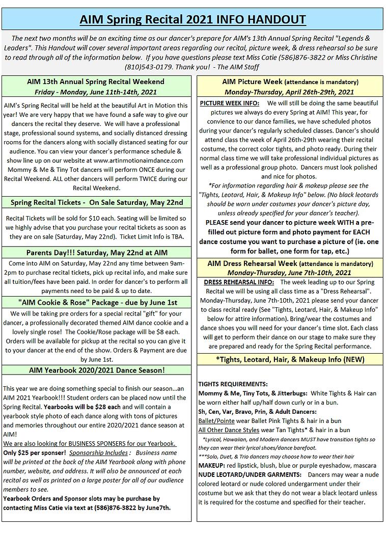 AIM Spring Recital 2021 Info Handout.PNG