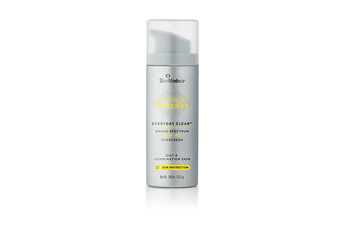 ESSENTIAL DEFENSE EVERYDAY CLEAR BROAD SPECTRUM SPF 47/PA ++++SUNSCREEN
