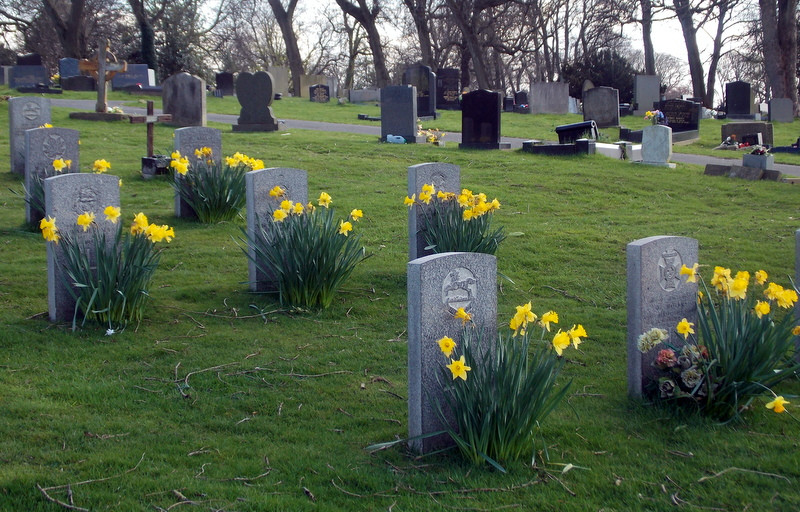 WW1 Commonwelth War Graves