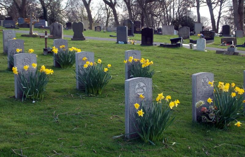 WW1 Commonwelth War Graves