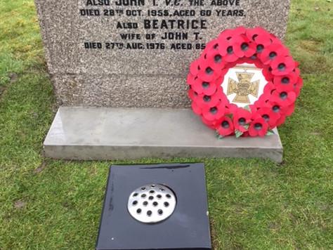 Corporal John Thomas Davies VC