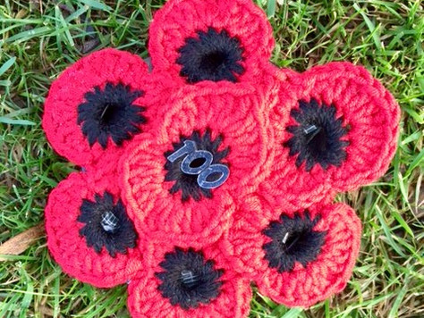 100 year Anniversary of Armistice Day 1918-2018
