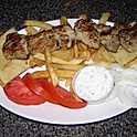 Chicken Souvlaki Tray