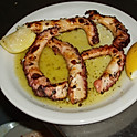 Char-broiled Octopus
