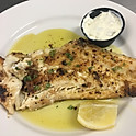 Broiled Haddock Fillet