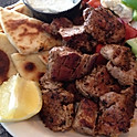 Pork Souvlaki Tray