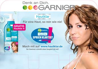 Garnier, LaFee