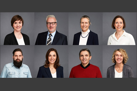 Portraits Business Bibliothek Uni Köln