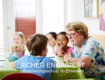 Deutsche Rückversicherung Ehrenamt
