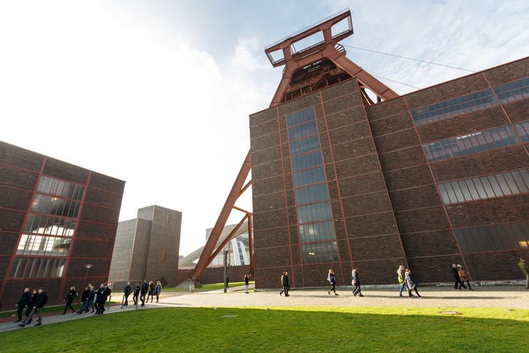 Industrie Zeche Zollverein Essen
