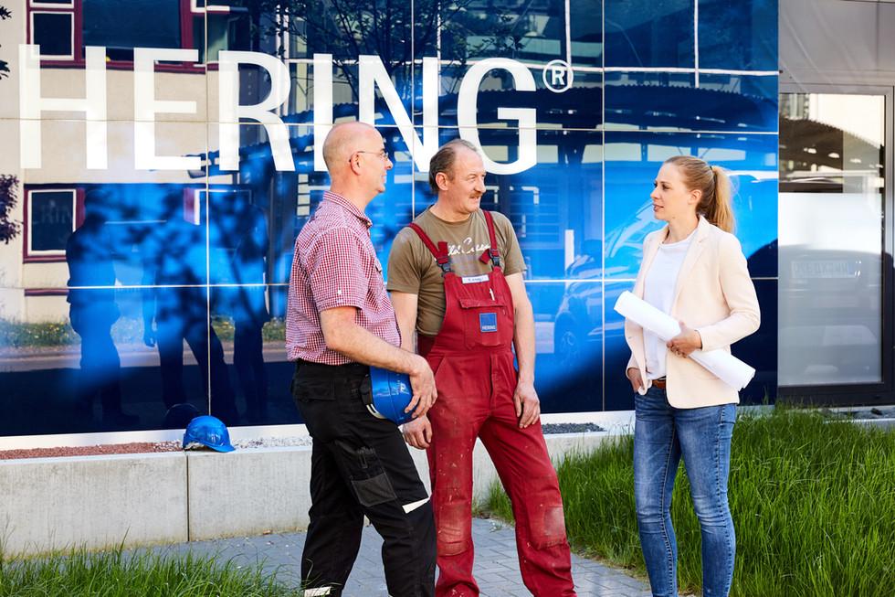 Firmenportraits Hering