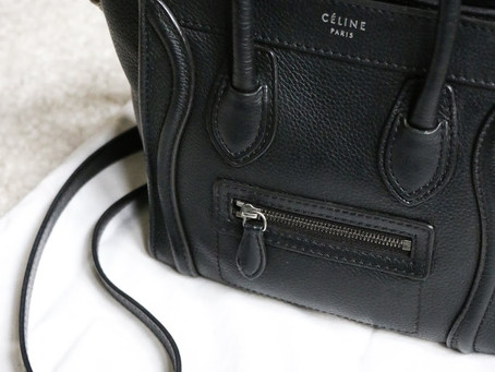 レビュー: Céline Nano Luggage