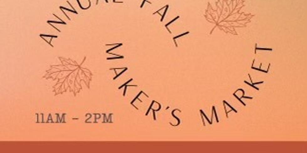 Makers Market at Crossroads